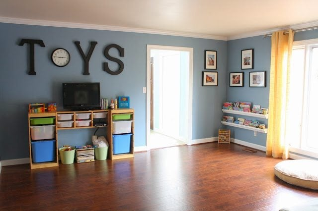 The Playroom Reveal