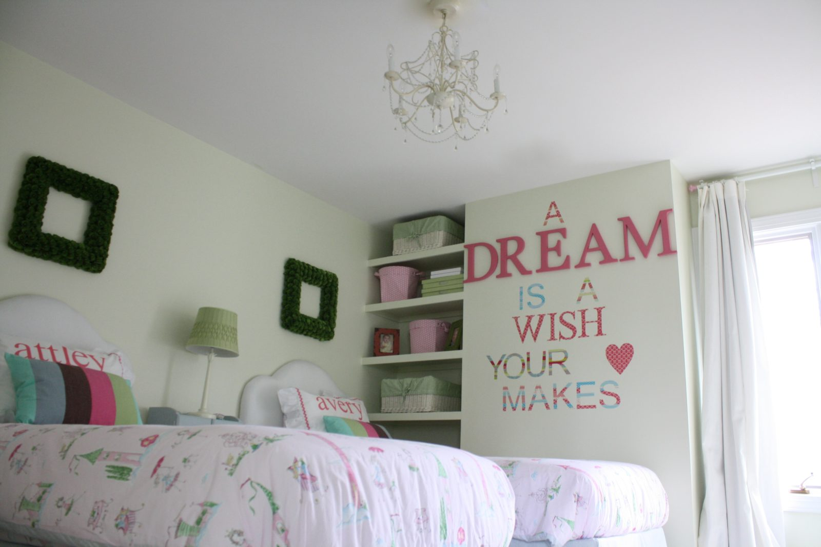 Shared Girls Bedroom A Shared Girls Room By Designer Trapped In A Lawyers Body Www