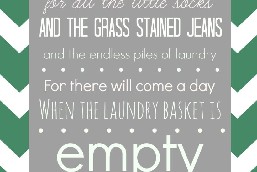Free Laundry Room Printable by Designer Trapped in a Lawyer's Body {www.designertrapped.com}
