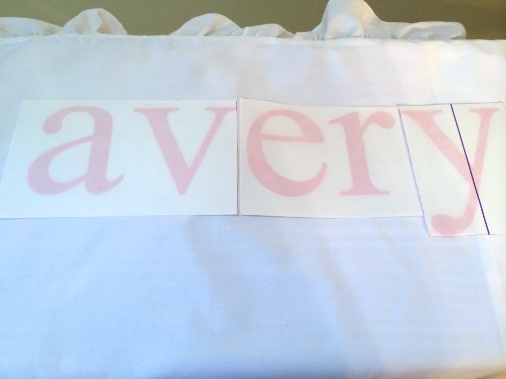 DIY Monogram Pillow Tutorial by Designer Trapped in a Lawyer's Body {www.designertrapped.com}