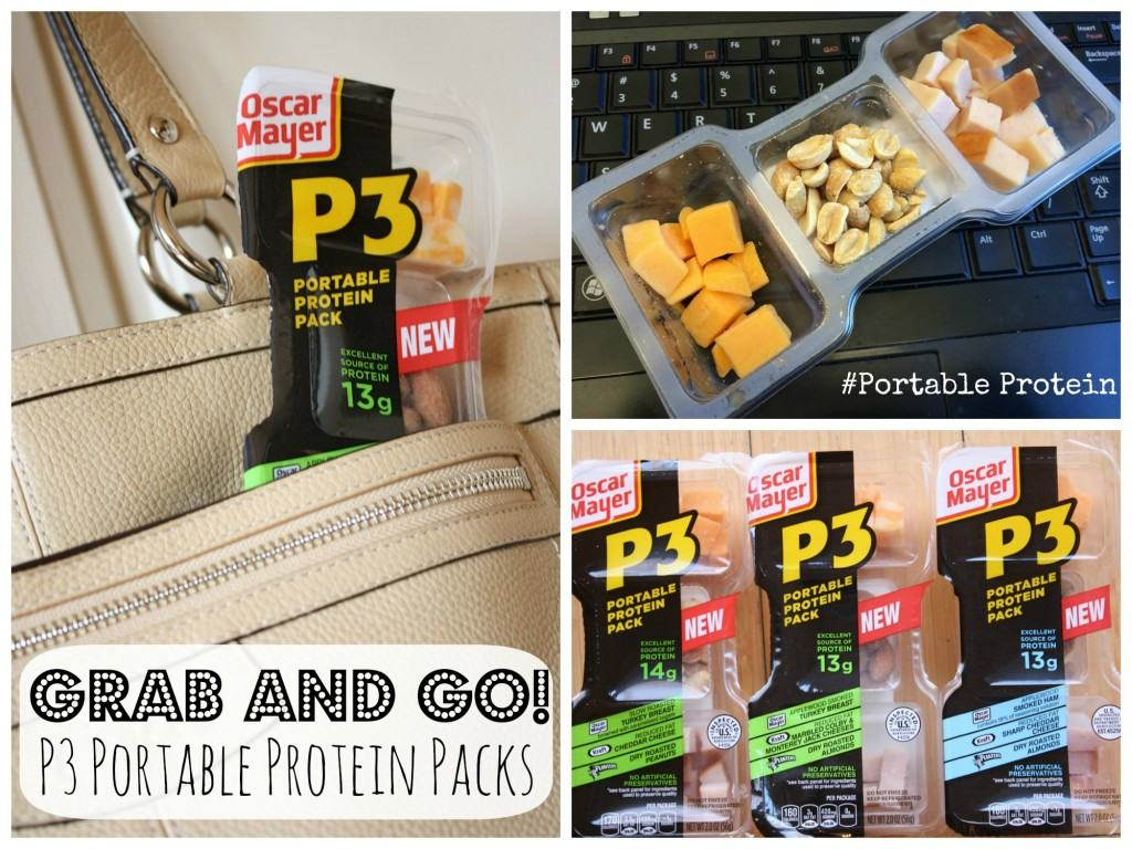 P3 Portable Protein Packs- Grab and go! #shop #cbias #PortableProtein