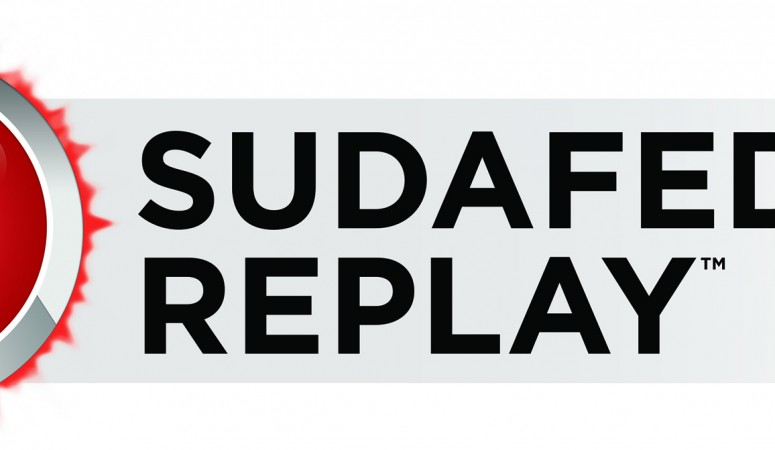 Has SUDAFED® Helped You?  Enter the SUDAFED REPLAY™ Sweepstakes!
