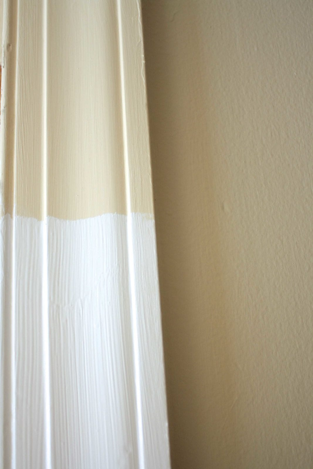 Painted Trim Can Make A Huge Impact Full Details By Designer Trapped In A Lawyer S