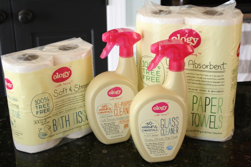 Ology cleaning products are free from harmful chemicals! #WalgreensOlogy #shop #cbias