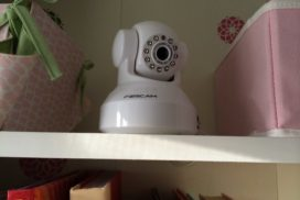 The BEST Video Baby Monitor Ever {and it's cheap}!