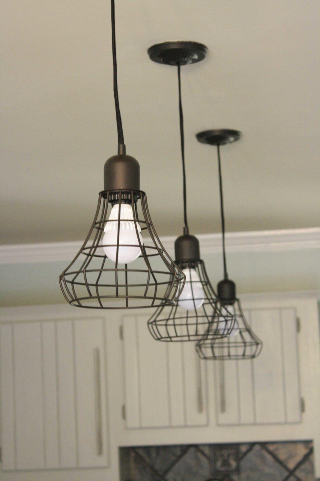 affordable industrial pendant lighting, Kitchen design