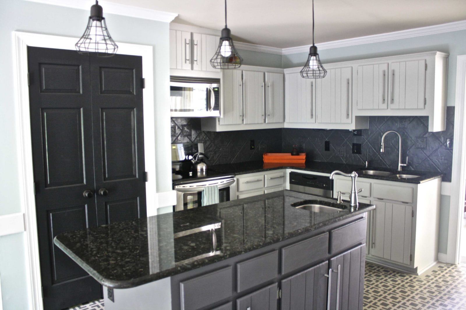 Budget Kitchen Remodel By Designer Trapped In A Lawyeru0027s Body. Totally  Transformed With