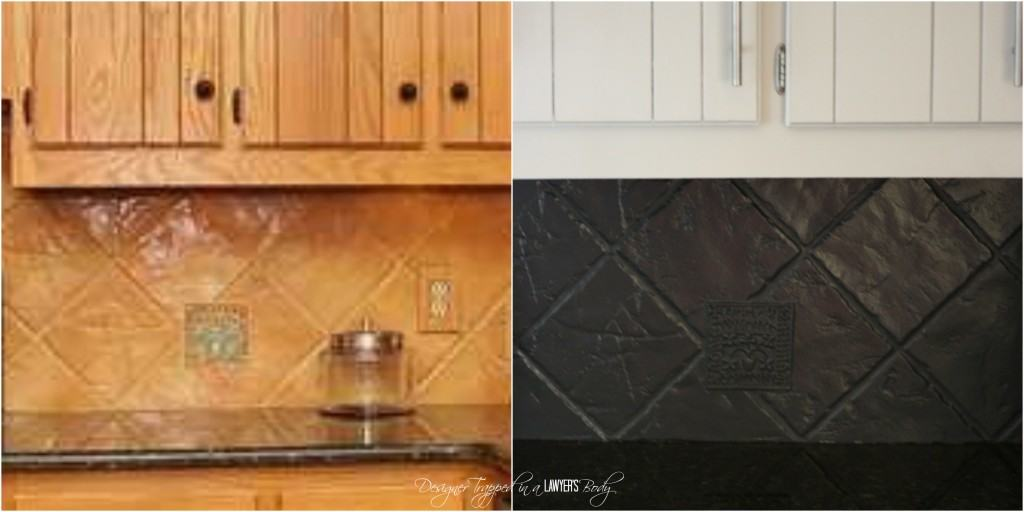 The Simple Guide To Painting Kitchen Tile| How To Paint Tile, Painting  Kitchen Tile