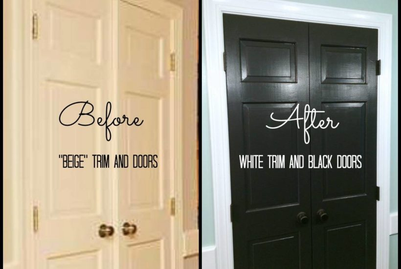 Trapped In The Closet Vinyl Diy Paint Projects Blog