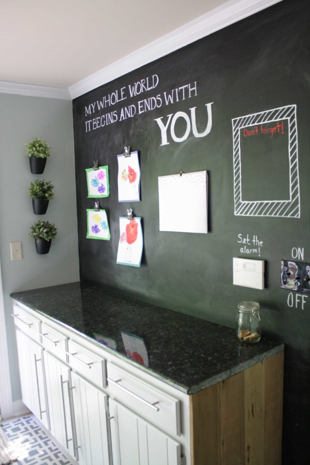 Best Budget kitchen makeover by Designer Trapped in a Lawyer us Body