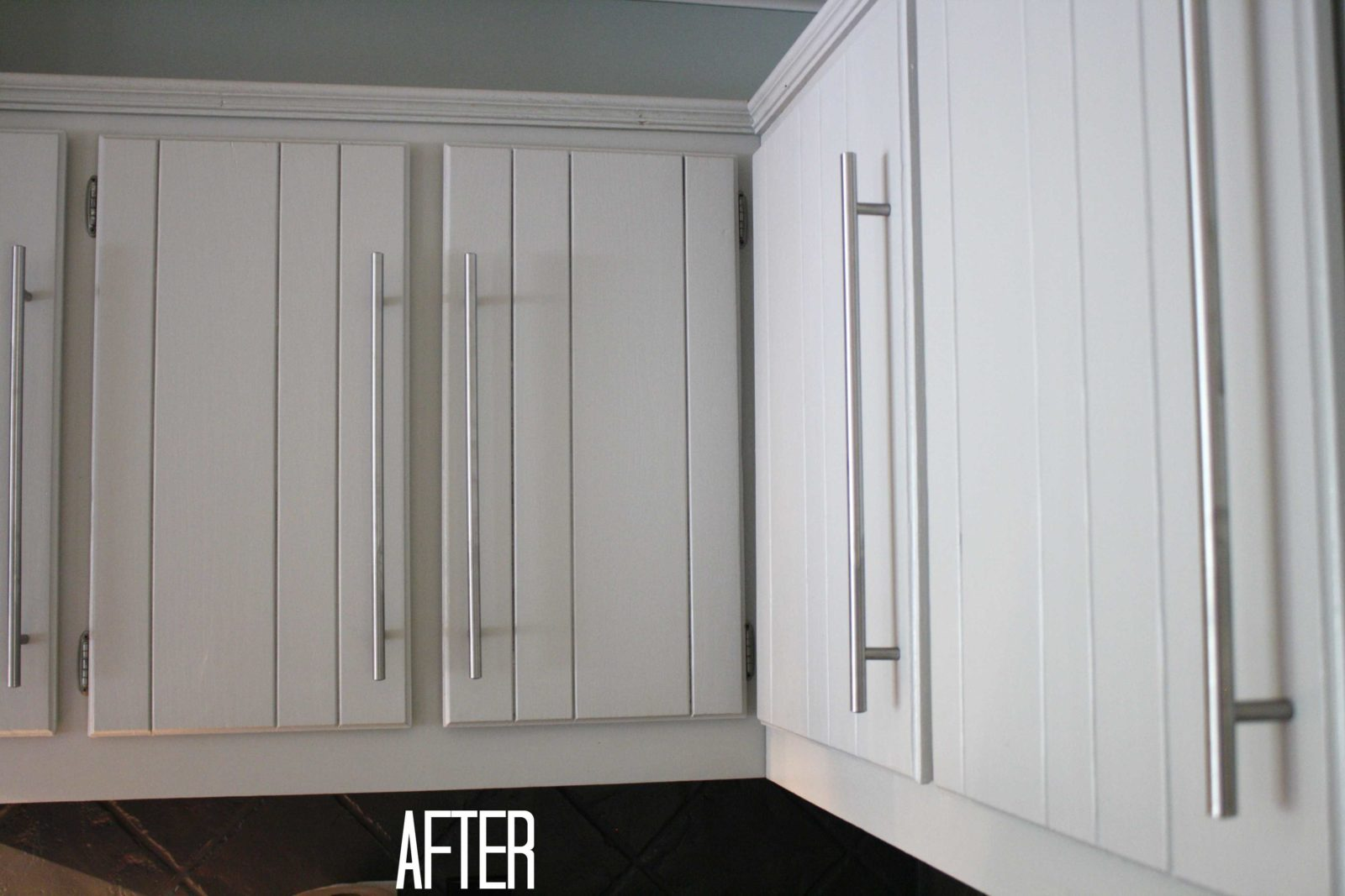 Learn To Paint Your Kitchen Cabinets Without Losing Your Mind! Full  Tutorial By Designer Trapped