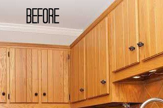 Learn How To Paint Kitchen Cabinets Without Sanding OR Priming! Full