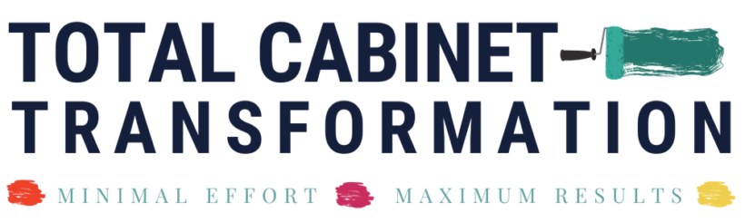 Total Cabinet Transformation Video Course-How to Paint Your Kitchen Cabinets