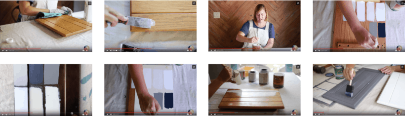 Total Cabinet Transformation Video Course How To Paint Your Kitchen Cabinets