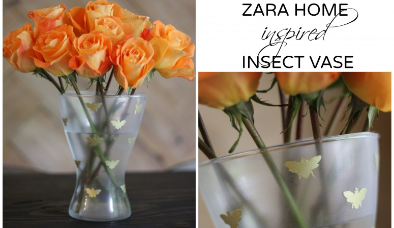 Knock Out Knock Offs: Zara Home Insect Vase