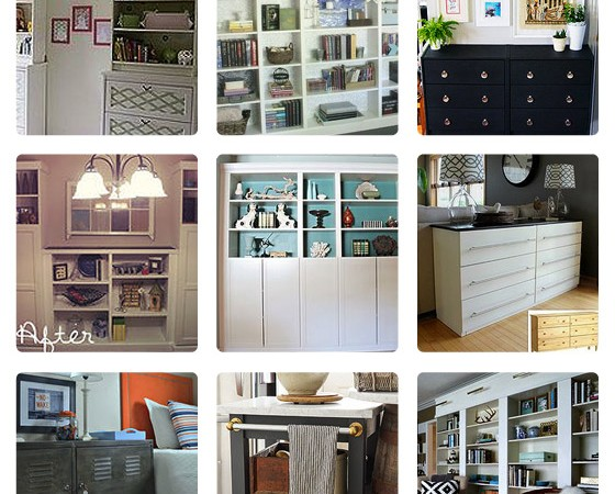 10 Fabulous DIY Ikea Hacks