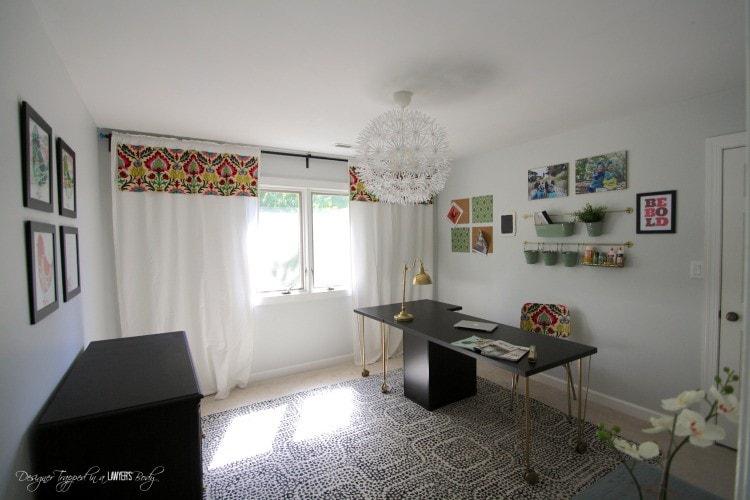 Craft Room Makeover - Designer Trapped