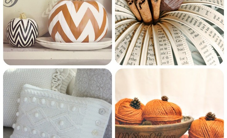 10 Inspiring DIY Fall Decor Ideas!