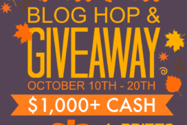 All Things Fall Y'all: a Blog Hop & HUGE GIVEAWAY {over $1,000 in prizes}