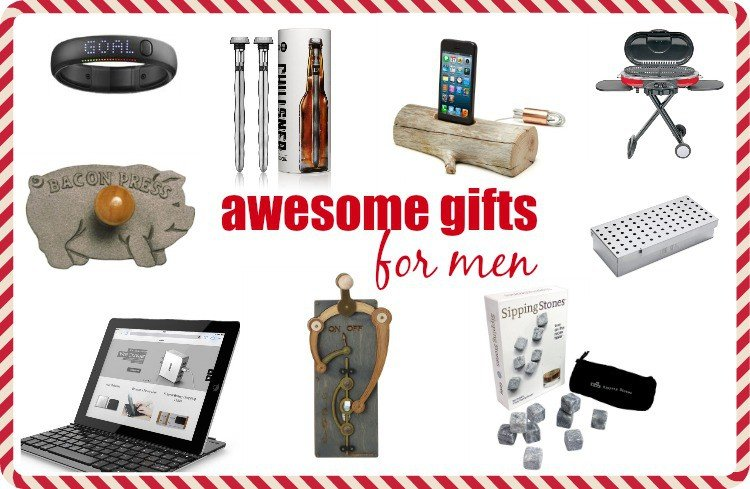 10 Great Gift Ideas For Men You Can Find Something Even