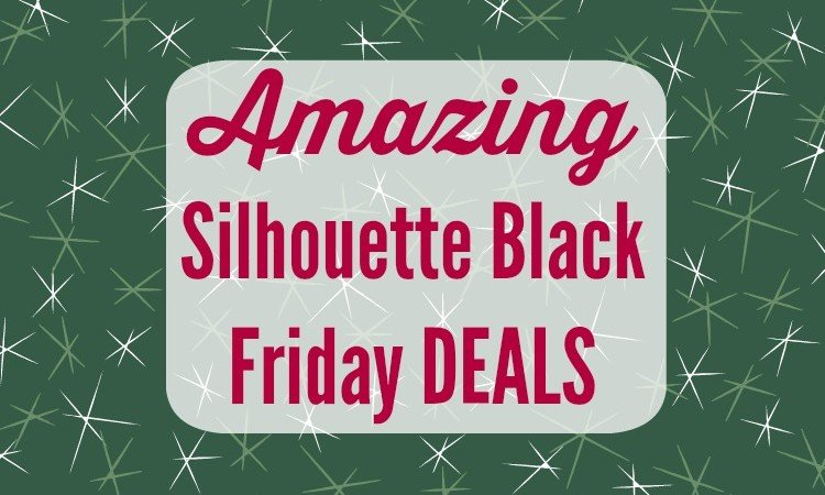Silhouette Black Friday 2014 DEALS!