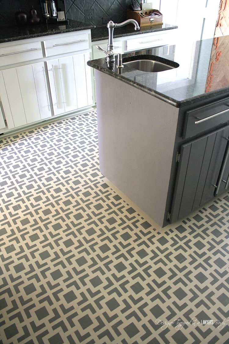 Nice Cheap Kitchen Flooring Ideas Part - 3: Flooring Can Be SO Expensive, But It Doesnu0027t Have To Be! These