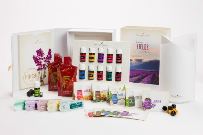 Young Living New Starter Kit