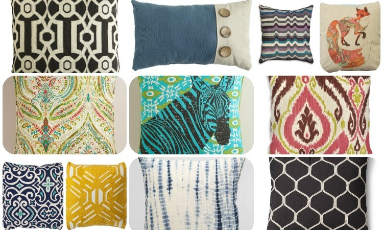 Best Sources for Affordable Throw PillowsDesigner Trapped