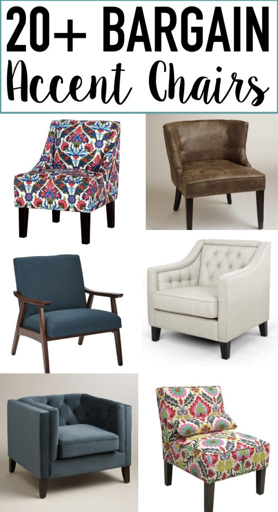 Affordable Accent Chairs Are Out There And They Are Super Chic And Stylish.  This Round