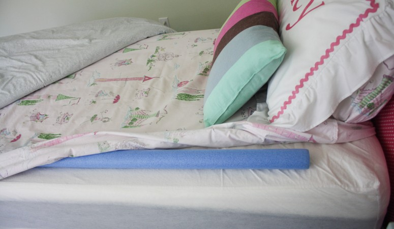 Therapeutic and Functional DIY Bed Rails