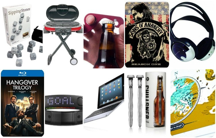 AWESOME list! 10 Father's Day gift ideas that men will LOVE!