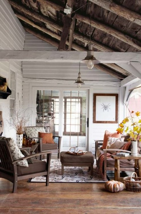 country living beams