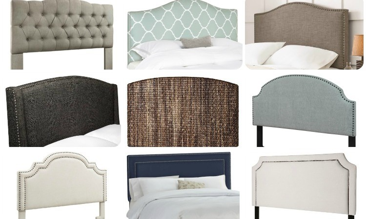 10 Affordable Headboards ~ all under $300!