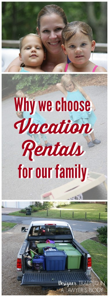 Why we vacation DIY style by renting homes through HomeAway and VRBO, part of the HomeAway family. #HomeAway4Kids