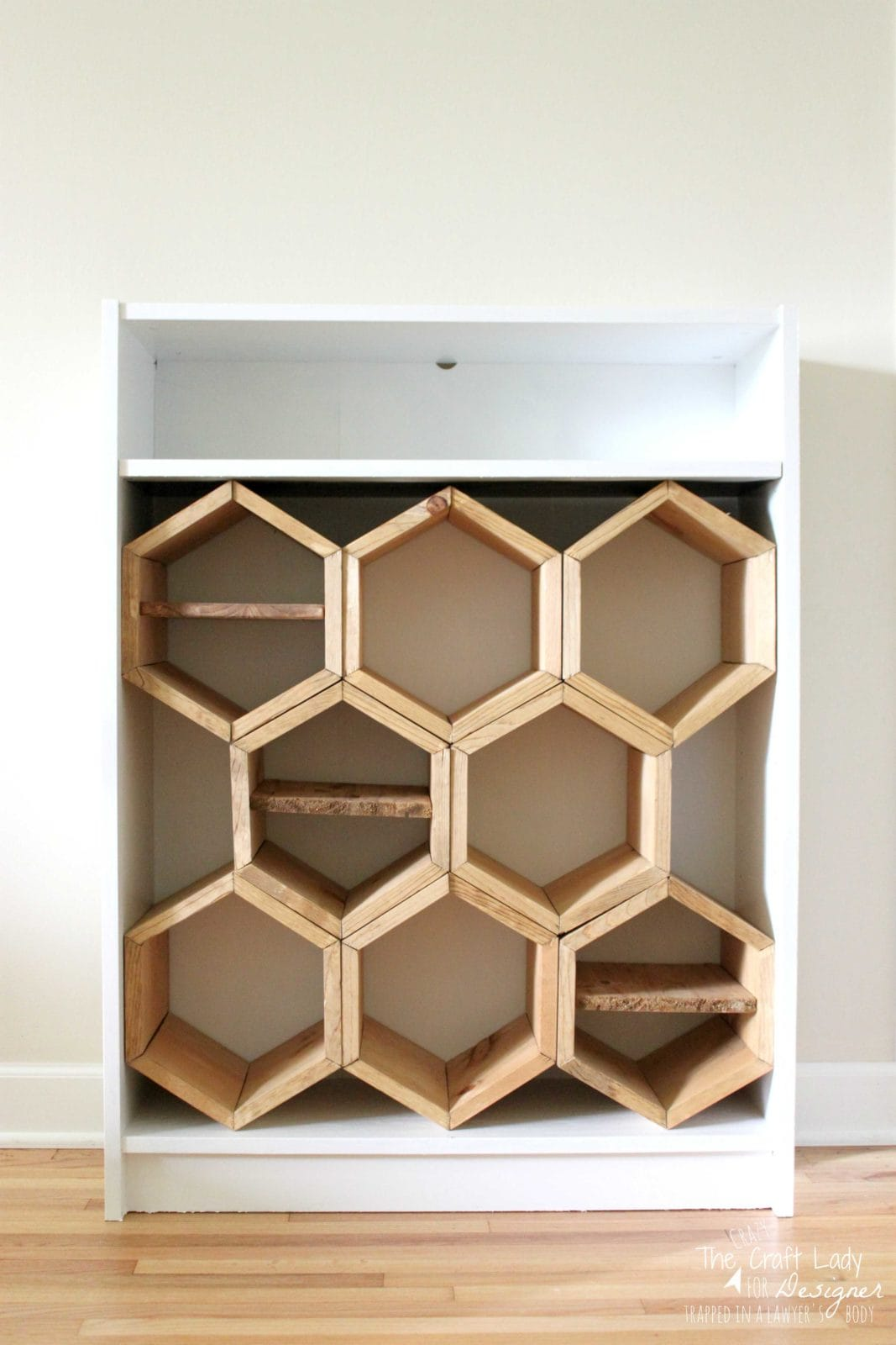 Make a DIY shoe rack using an old bookshelf and making hexagon inserts to. Hexagon DIY Shoe Rack   Designer Trapped in a Lawyer s Body