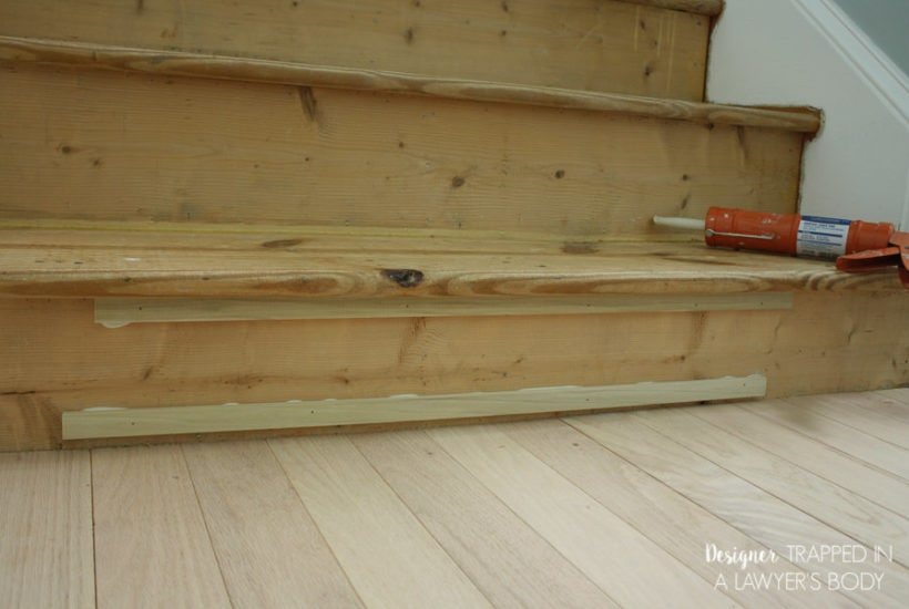 How to Install Wood Stairs