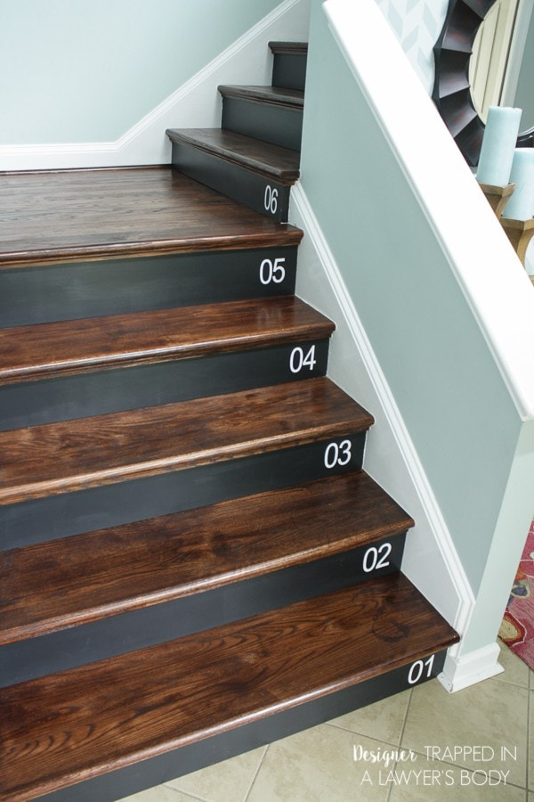 Diy Stairs Renovation