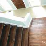 DIY Staircase Makeover REVEAL