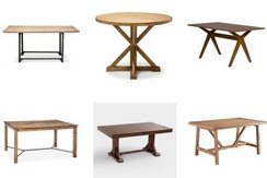Affordable dining tables do exist! You don't have to spend a fortune to get a dining room table you love!