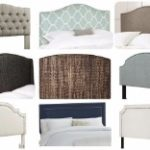 Affordable headboards DO EXIST, you just have to know where to look for them!