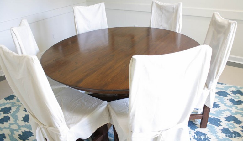 How To Refinish A Table Without Sanding Or Stripping Designer Trapped