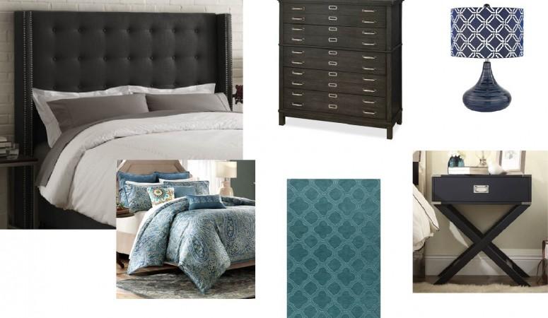 Serene Master Bedroom Wish List