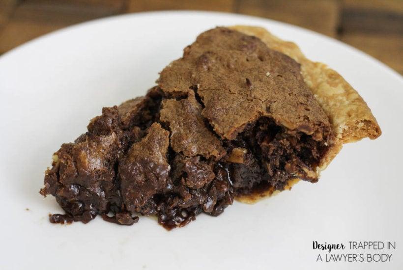 EPIC German Chocolate Pie