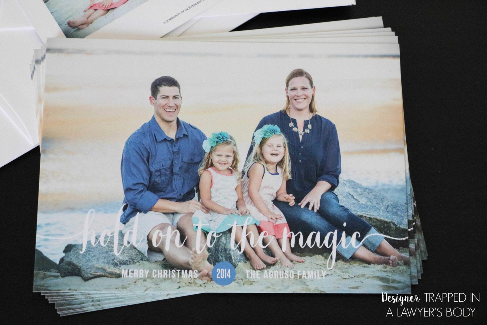 Absolutely love these holiday card ideas! Read this before you order your Christmas cards this year!