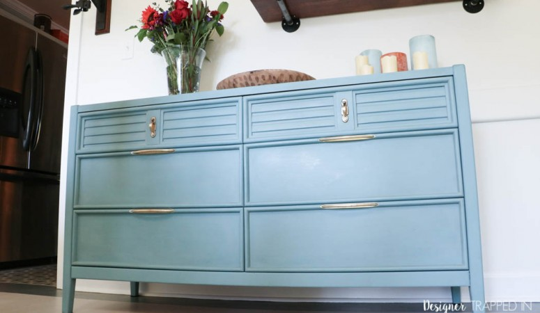 How to Paint a Dresser {the correct way}
