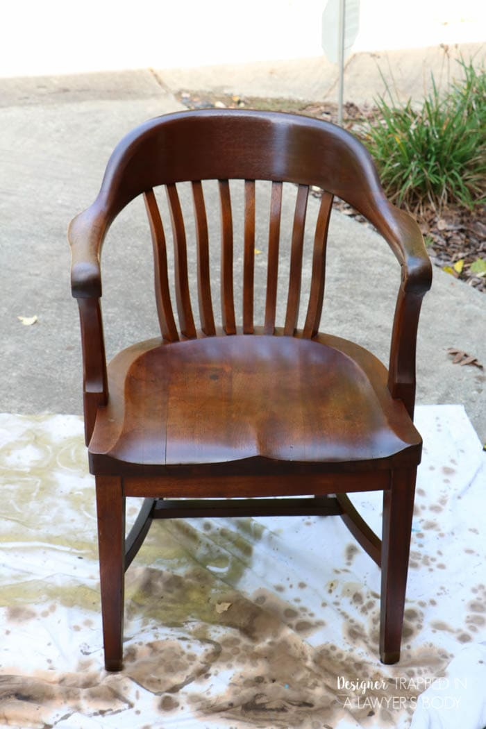 how to refinish wood chairs the easy way designertrapped com