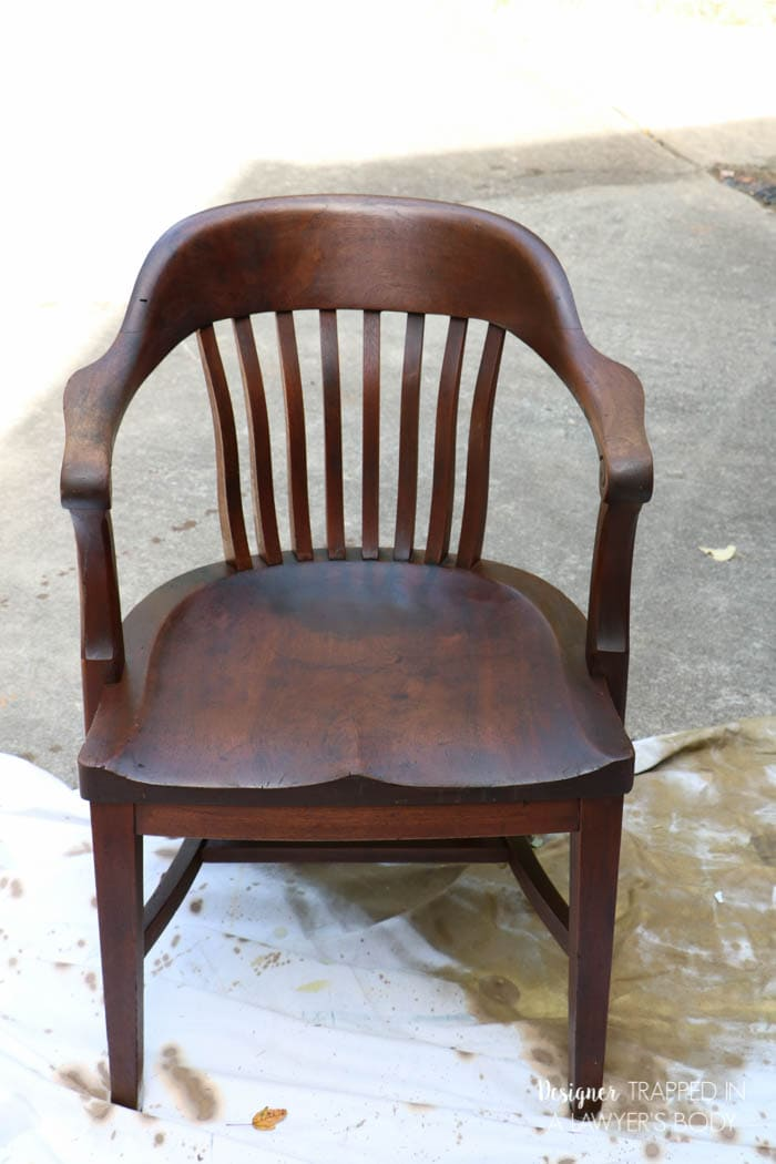How To Refinish Wood Chairs 20