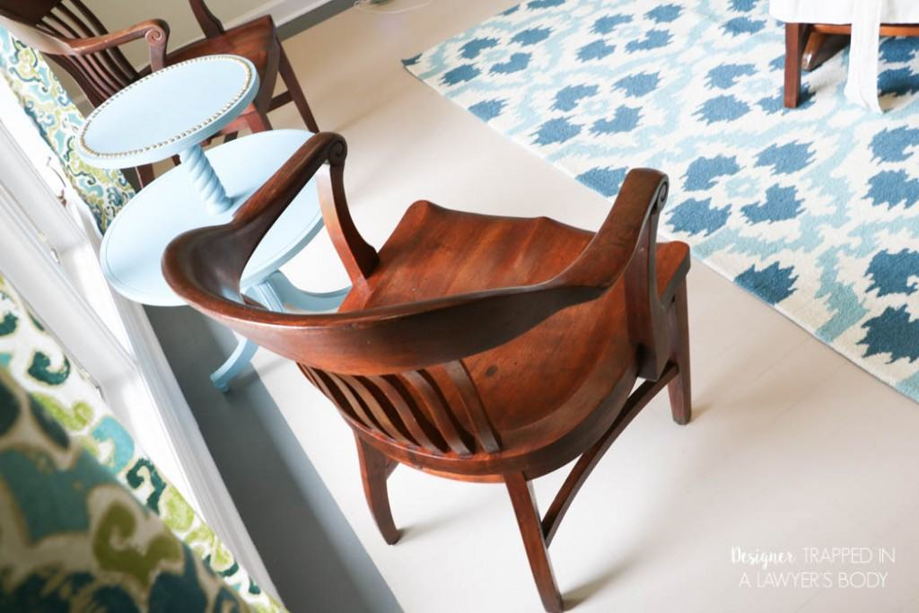 How to Refinish Wood Chairs the Easy Way  : how to refinish wood chairs 22 1024x683 from designertrapped.com size 1024 x 683 jpeg 77kB