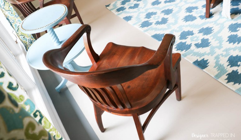 how to clean and refinish wood furniture