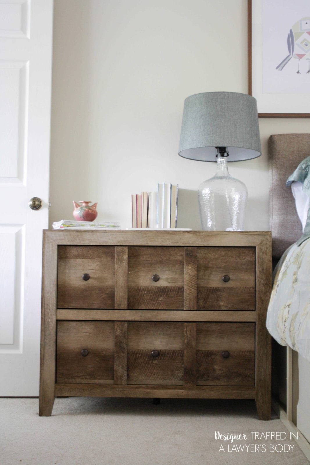 Guest Room Mini makeover